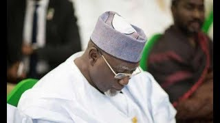 DSS boss' official car leaves Aso Villa without sacked Lawal Daura