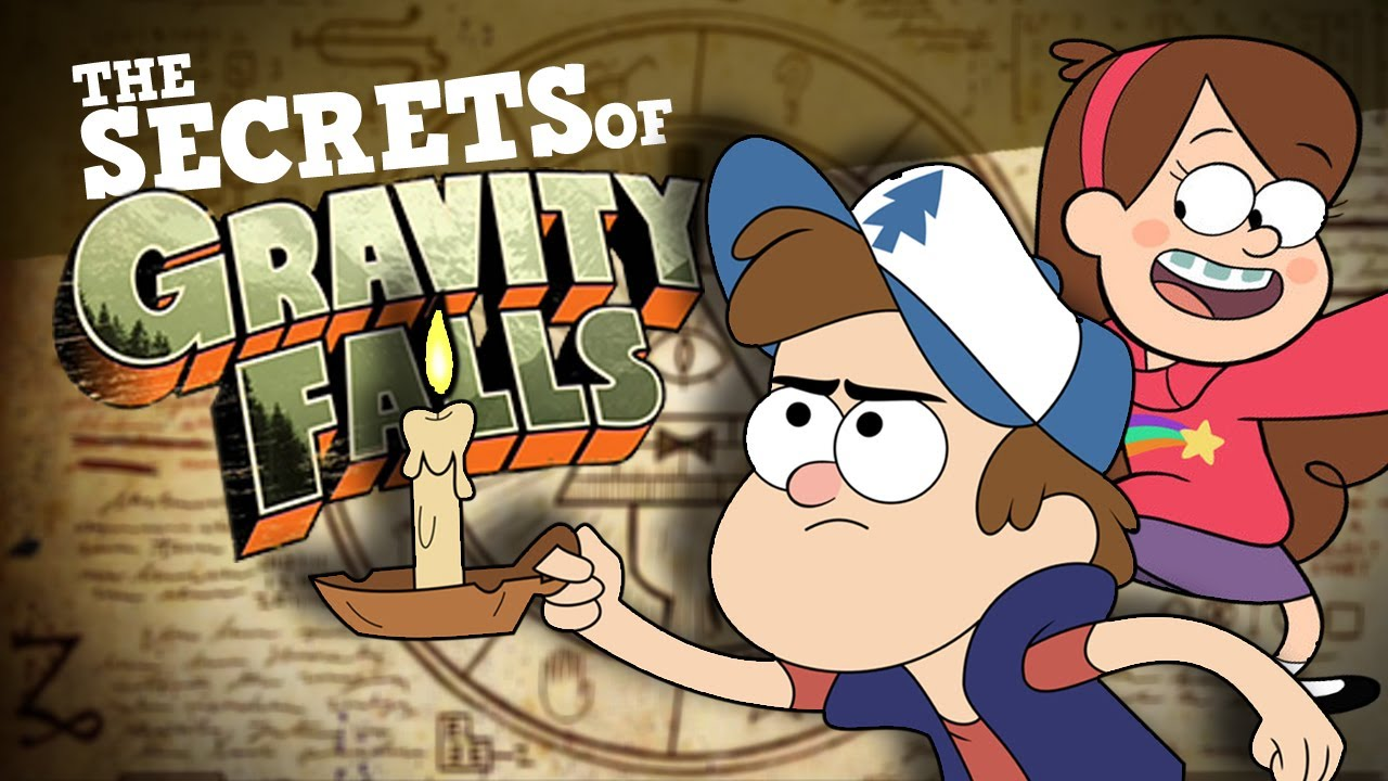 The Secrets of Gravity Falls - - [ Hidden Messages, Codes, & More! ]