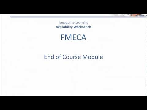 RCM - FMEA - Executing Failure Modes, Effects, And Criticality Assessment