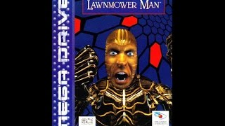 The Lawnmower Man Прохождение (Sega Rus)