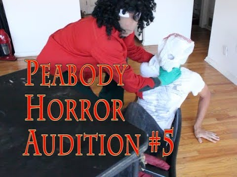 Peabody Horror Audition #5: Death by Plastic Bag