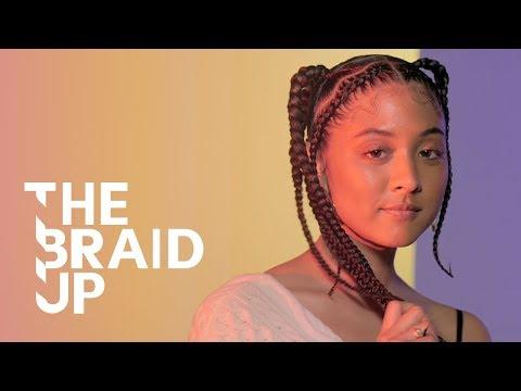 Jumbo Box Braids | The Braid Up | Cosmopolitan