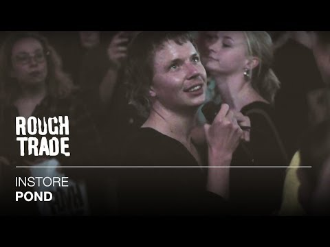 POND - Sweep Me off My Feet | Instore at Rough Trade East, London