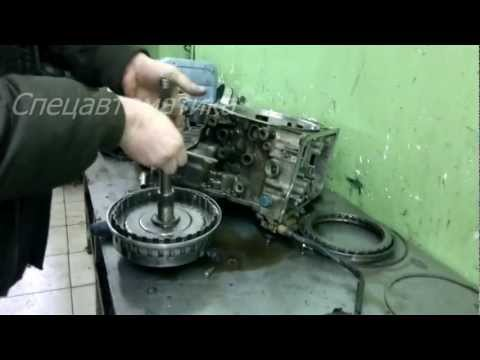 Фото к видео: Разборка АКПП 4HP20/Disassembly automatic gearbox 4HP20 Mercedes Vito
