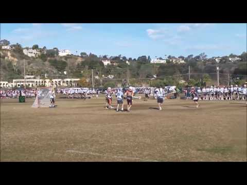 Brian Simmons 2020 winter 2016/2017 lacrosse highlights Goalie