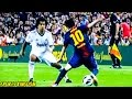 Lionel Messi Dribbling Players Without Touching The Ball ✪ Insane Show | HD