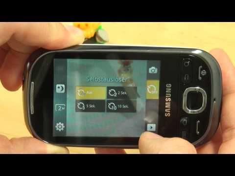 Samsung I5500 Galaxy 5 Test Multimedia