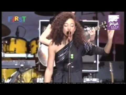 Corrine Bailey Rae - Live at Java Jazz Festival 2011 (Full Concert)