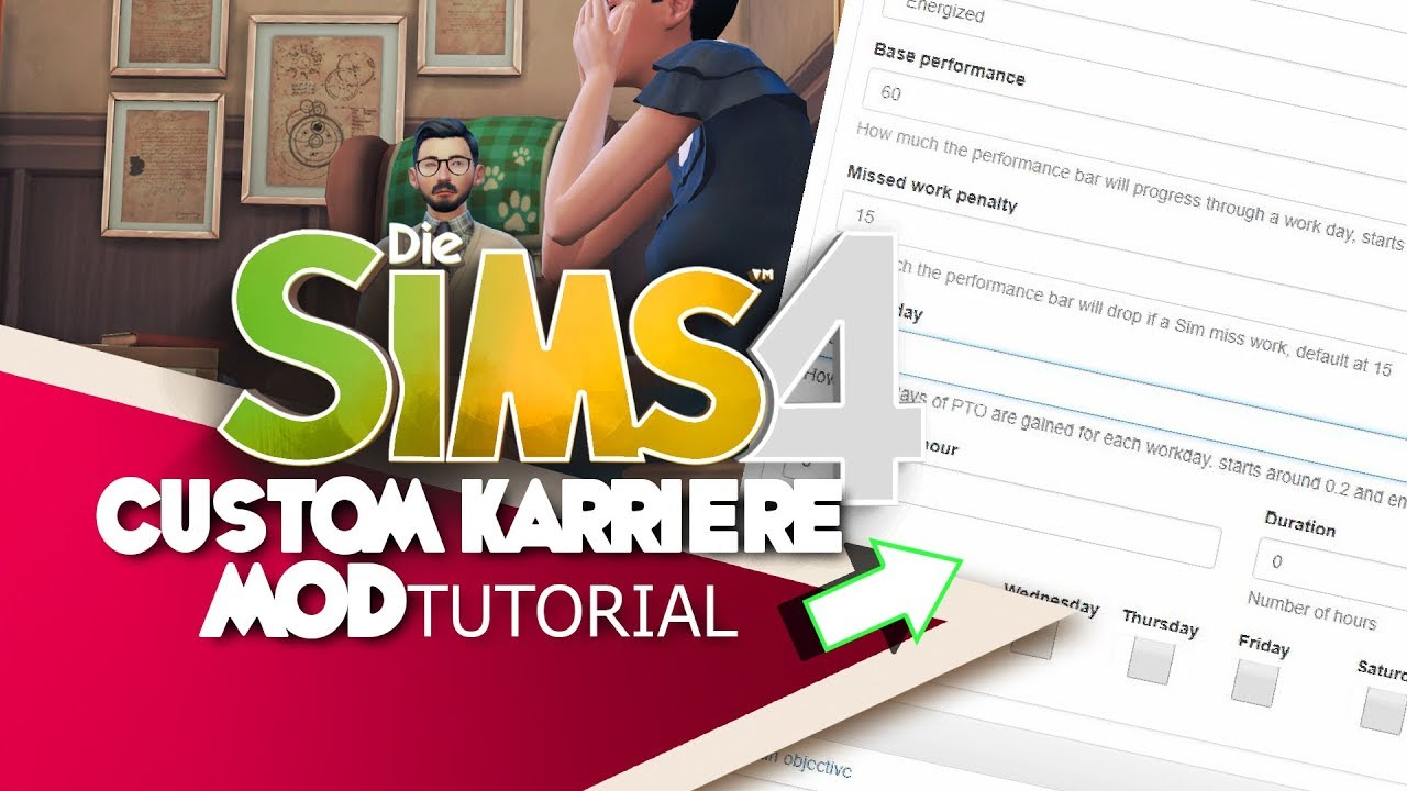 Sims 4 Karriere