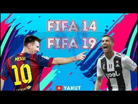 ОБНОВЛЕНИЕ FIFA 14 на FIFA 19   НОВЫЙ СОСТАВ и тд.. (моя реакция)