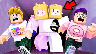 Can You Beat LANKYBOX In This Scary ROBLOX GAME!? (GUESTY)