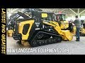 Newest Landscape Equipment & Tools For 2019