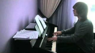 Beethoven Moonlight Sonata mvt. 3 Presto agitato - Andrew Leshyk