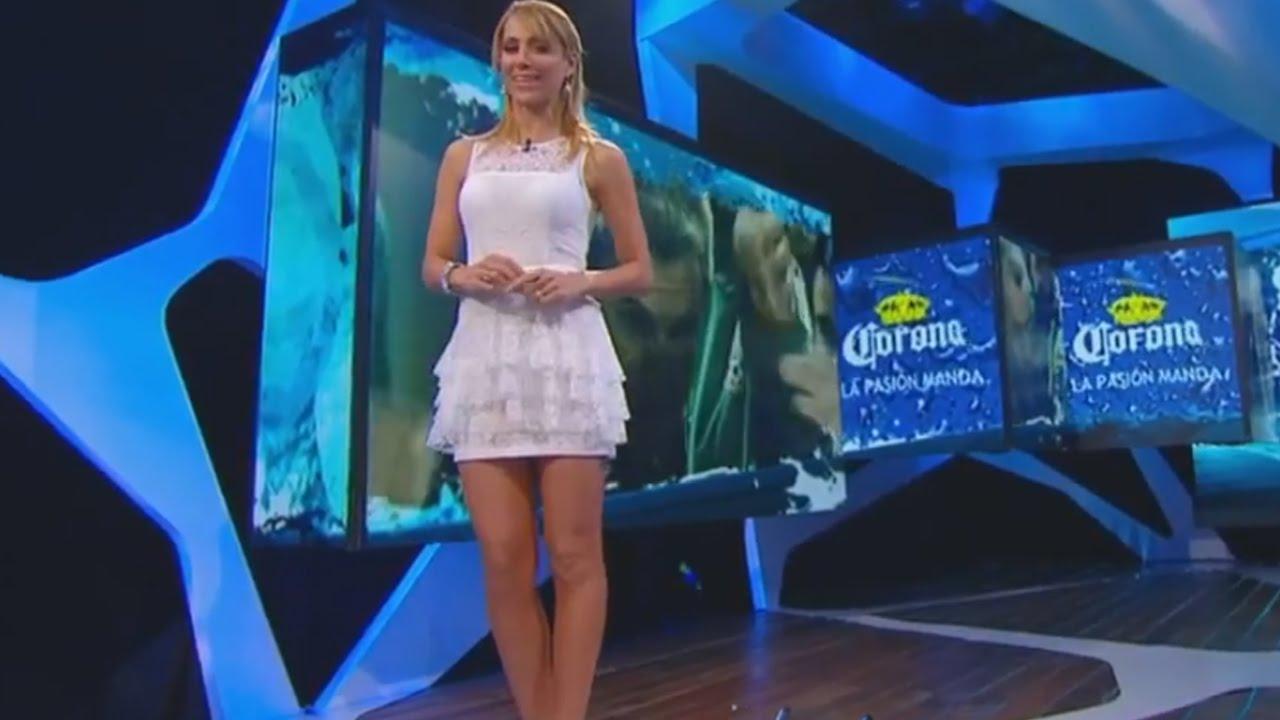 Ines Sainz Beautiful Mexican Tv Presenter 21.01.2013 - YouTube  Ines Sainz Beau...