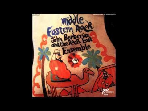 John Berberian & The Rock East Ensemble  - The Oud & The Fuzz (1969) HQ