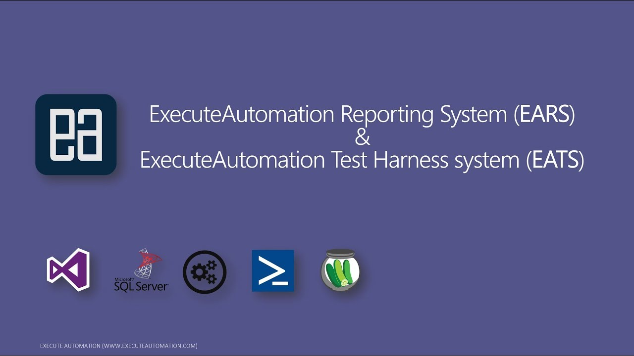 Part 21 - Building Test Harness system with Powershell for Selenium  automation (Part 2)