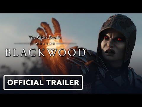 the-elder-scrolls-online:-gates-of-oblivion---blackwood-expansion-trailer