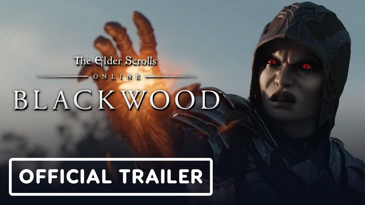The Elder Scrolls Online: Gates of Oblivion - Blackwood Expansion Trailer - IGN