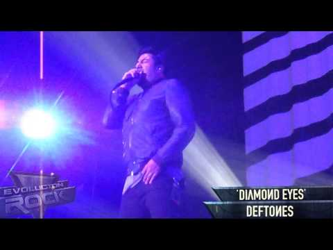 Deftones - Diamond Eyes Live in las Vegas // Evolucion Rock