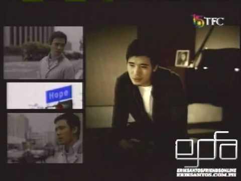 Erik Santos My Love Is Here Music Video