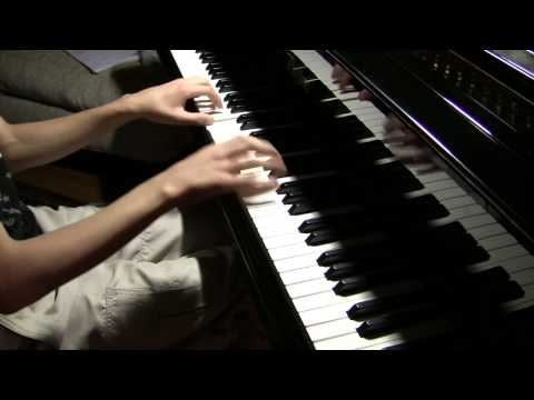 Tim Minchin - Peace Anthem for Palestine Piano Cover (We Don't Eat Pigs)