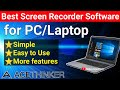 Download Best Screen Recorder Software for PC/ Laptop (Windows/Mac) | Simple Easy to Use Screen Recorder
