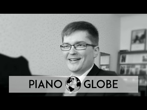 Interview-clip with Aidas Puodziukas, Piano Professor at Vilnius Conservatory