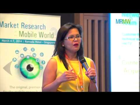 Insights and Innovations -- today and the way forward for mobile panel research - Singtel