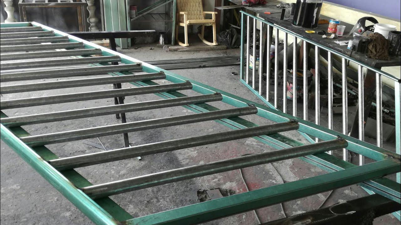174 Como Crear Un Barandal Para Escalera Estilo Bambu