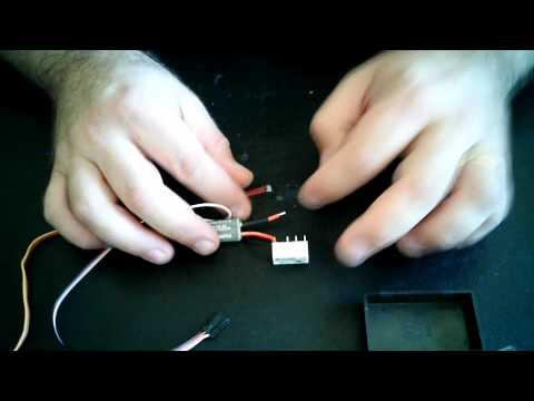 Rcd3002 Onboard Glow Plug Driver Ignitor Hd Video 遥控热火头驱动器