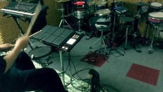 Cover Drum - Người giàu cũng cười 😂😂😂