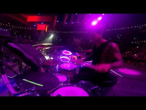 Yandel y Maluma - Solo Mía (Live DrumCam CDMX 360) / Miguel Ortiz