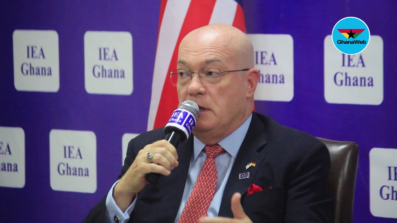 7000 Ghanaians To Be Deported From Amerikkka - US Ambassador