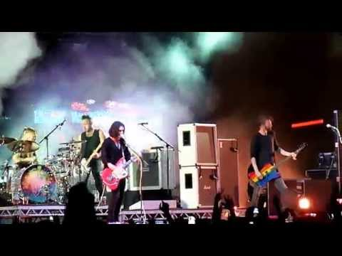 Placebo - Post Blue--Live in Athens Greece 2014 at S.E.F.-- 08-08-2014