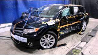 Toyota Venza | 2013 | Documentation For Side Crash Test By Nhtsa | Crashnet1