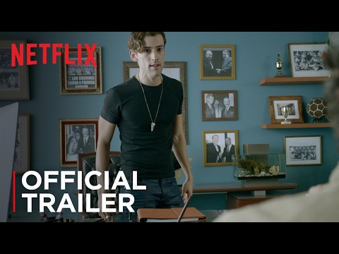 Club de Cuervos | Official Trailer [HD] | Netflix