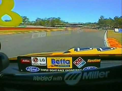 2006 Hidden Valley - On Board Lap With Craig Lowndes