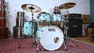 Natal Cafe Racer Kit - Drummer's Review