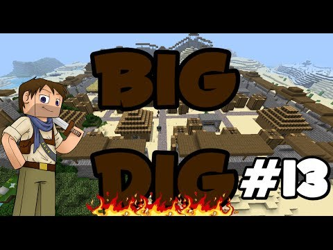 ★ BIG DIG mod pack | Minecraft |Phased pipe ! ep 13