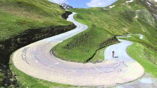 Road Cycling Tour French Alps