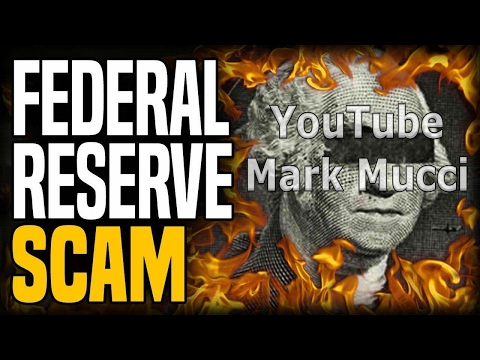 The Biggest Scam in US History - The Fraudulent Federal Reserve Banking Cartel