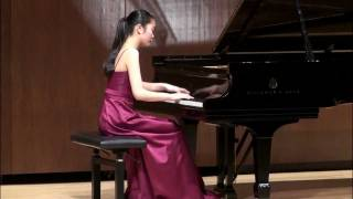 Tiffany Poon plays Chopin Ballade No. 4 in F minor, Op. 52