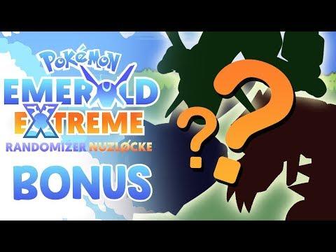 Catching randomized legendaries pokemon emerald extreme catching randomized legendaries pokemon emerald extreme randomizer nuzlocke bonus sciox Choice Image
