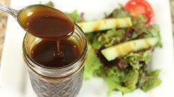 Homemade Balsamic Vinaigrette by Rockin Robin