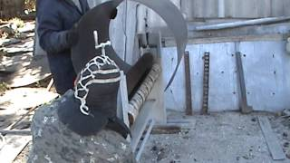 видео как загнуть лист металла в домашних