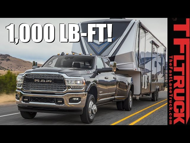 Brand New 2019 Ram Heavy Duty: Here's What You Need to Know