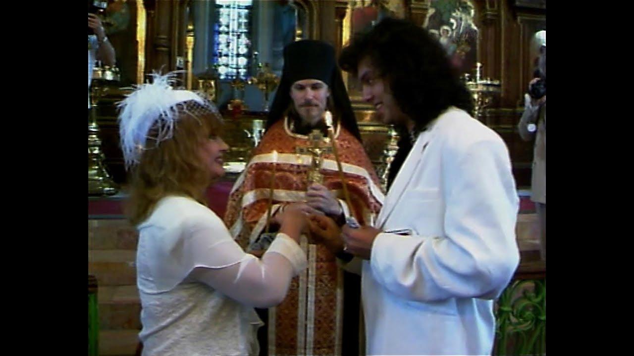 Паки и паки венчается раба Божия Алла