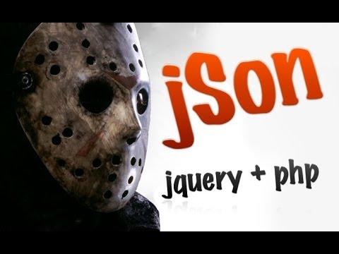 Tutorial jSon + PHP + jQuery - Lendo e Construindo