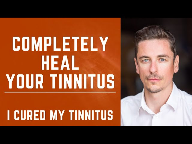 Interview with #1 Best Selling Author - Peter Studenik. Steps to completely heal your tinnitus.