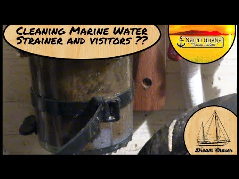 How to Clean Marine Water Strainer